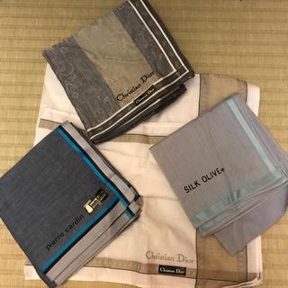 クリスチャンディオール(Christian Dior)の専用  合計4枚セット(ハンカチ/ポケットチーフ)