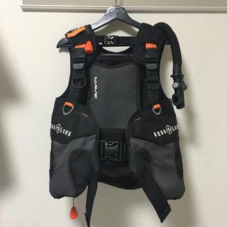 Aqua Lung - オーバーホール済 AQUALUNG ダイビング  BCジャケット ウェーブ XS