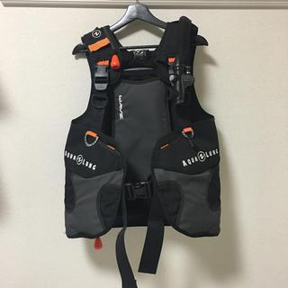 Aqua Lung - オーバーホール済 AQUALUNG ダイビング  BCジャケット ウェーブ M