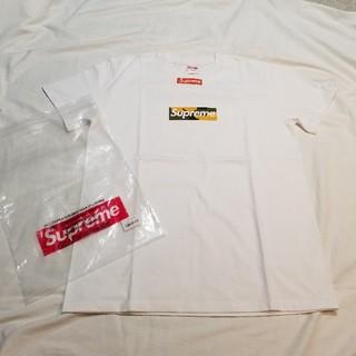 シュプリーム(Supreme)のレア [L] Supreme Brooklyn Box Logo tee(Tシャツ/カットソー(半袖/袖なし))