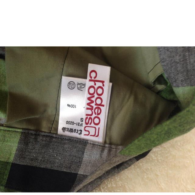 RODEO CROWNS(ロデオクラウンズ)のロデオクラウンズ♡チェックパンツ レディースのパンツ(ショートパンツ)の商品写真