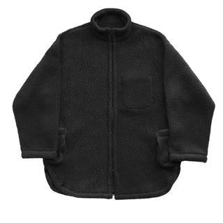 ポーター(PORTER)のPorterclassic 19AW フリース ジップアップシャツジャケット(ブルゾン)