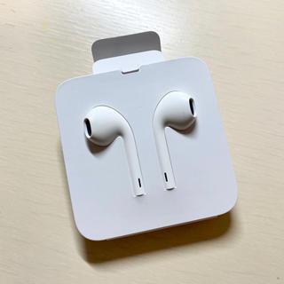 アップル(Apple)のApple イヤホン(ヘッドフォン/イヤフォン)