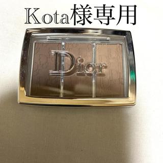 ディオール(Dior)のDior   ディオールバックステージブロウパレットKota様専用(パウダーアイブロウ)