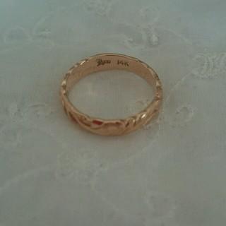 ロノ(LONO)のハワイアンジュエリー Lono 指輪(リング(指輪))