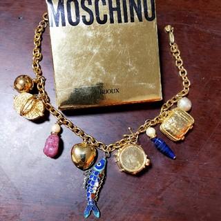 モスキーノ(MOSCHINO)の【最終処分タイムセール】MOSCHINO BIJOUX(ネックレス)
