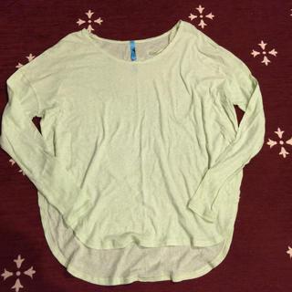 フリーピープル(Free People)のフリーピープルゆったりトップス(Tシャツ(長袖/七分))