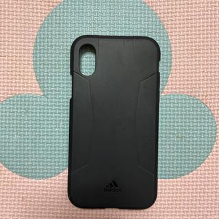 アディダス(adidas)のiPhoneXケース adidas(iPhoneケース)
