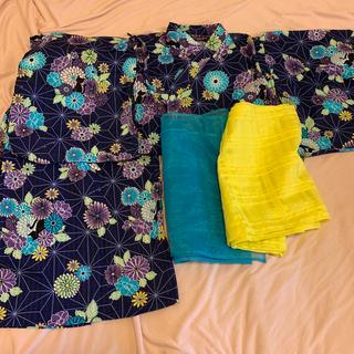 アナスイミニ(ANNA SUI mini)のANNA SUI mini100浴衣(甚平/浴衣)