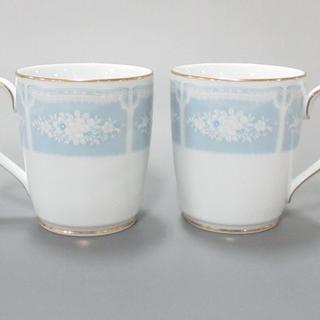 ノリタケ(Noritake)のノリタケ マグカップ新品同様  陶器(食器)