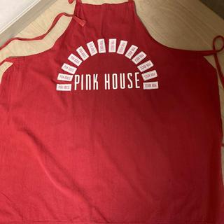 ピンクハウス(PINK HOUSE)のピンクハウスエプロン(その他)