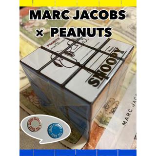 マークジェイコブス(MARC JACOBS)のマークジェイコブス×ピーナッツ ルービックキューブ ルービックキューブ 非売品(ノベルティグッズ)