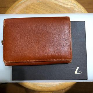 ツチヤカバンセイゾウジョ(土屋鞄製造所)の二つ折り財布 土屋鞄製造所(財布)