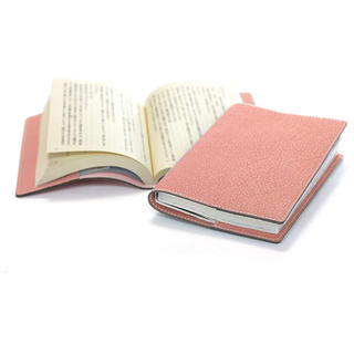エルメス(Hermes)の新品 BONAVENTURA ボナベンチュラ ブックカバー 手帳カバー 本革(手帳)
