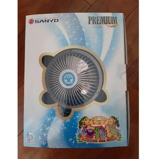 サンヨー(SANYO)のプレミアム海物語 卓上扇風機(パチンコ/パチスロ)
