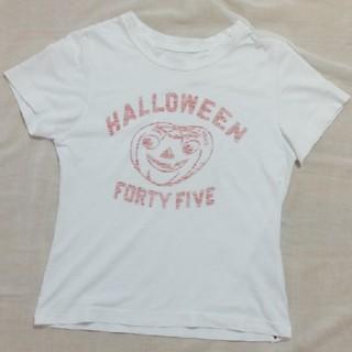 フォーティーファイブアールピーエム(45rpm)の45rpm ハロウィン🎃Tシャツ(Tシャツ(半袖/袖なし))