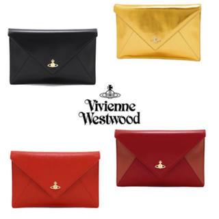 ヴィヴィアンウエストウッド(Vivienne Westwood)のヴィヴィアンウエストウッドクラッチバック黒(クラッチバッグ)