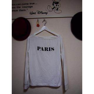 ジーユー(GU)のシンプル Tシャツ(Tシャツ(長袖/七分))