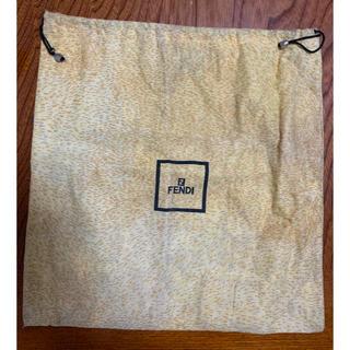 フェンディ(FENDI)のFENDI 布袋(ショップ袋)