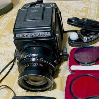 マミヤ(USTMamiya)のMamiya  Ra67  PROFESSIONAL カメラ レア(フィルムカメラ)