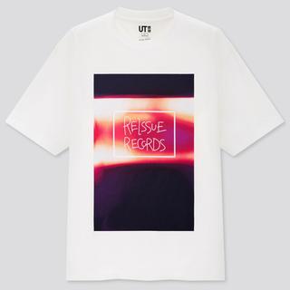 ユニクロ(UNIQLO)のUNIQLO 米津玄師 Tシャツ ホワイト XLサイズ(ミュージシャン)