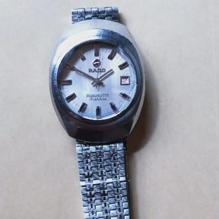 ラドー(RADO)のRADO Manchester sapphire 腕時計(腕時計(アナログ))