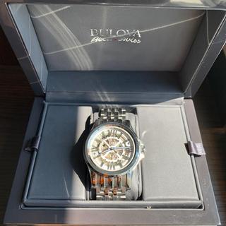 ブローバ(Bulova)のブローバ 腕時計 カークウッドスケルトン(腕時計(アナログ))
