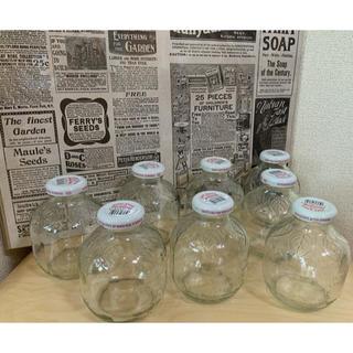 コストコ(コストコ)のコストコ マルティネリ・リンゴジュース空き瓶 12本(その他)