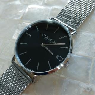 コーチ(COACH)の☆新品未使用☆COACH コーチ メンズ腕時計 CHARLES 14602144(腕時計(アナログ))