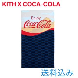 シュプリーム(Supreme)の【定価以下】KITH X COCA-COLA MOUNTAIN TOWEL(タオル/バス用品)