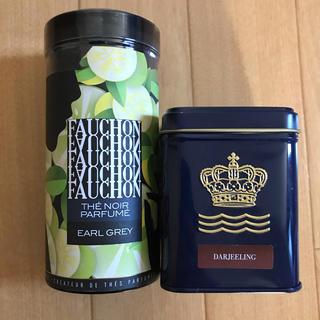 ロイヤルコペンハーゲン(ROYAL COPENHAGEN)のロイヤルコペンハーゲン&フォション紅茶set(茶)