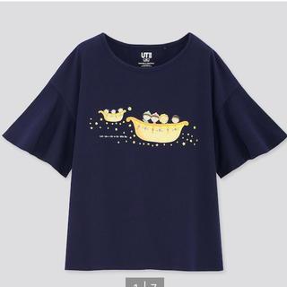 ユニクロ(UNIQLO)の新品 完売 ユニクロ ちびまる子ちゃん 130 女の子 コジコジ (Tシャツ/カットソー)