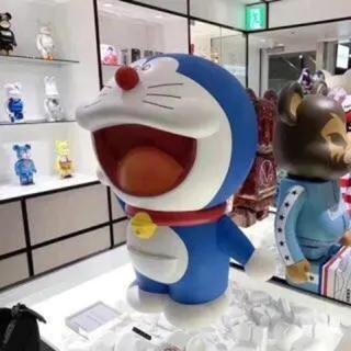 【希少 レア】ドラえもん 1/2 フィギュア(キャラクターグッズ)