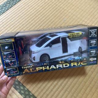 トヨタ(トヨタ)のTOYOTA ALPHARD R/C(ホビーラジコン)