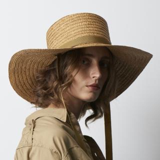 ドゥーズィエムクラス(DEUXIEME CLASSE)のLa Maison de Lyllis(麦わら帽子/ストローハット)