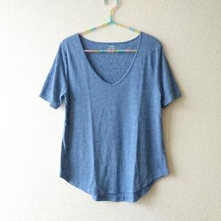 オールドネイビー(Old Navy)のOLD NAVY カットソー/ Tシャツ(Tシャツ(半袖/袖なし))