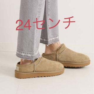 フレームワーク(FRAMeWORK)の FRAMeWORK 【UGG】 CLASSIC SLIPPER 24センチ(ブーツ)