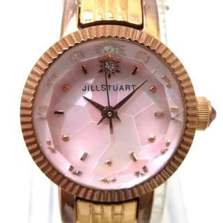 ジルスチュアート(JILLSTUART)のジルスチュアート 腕時計 - VC01-0130(腕時計)