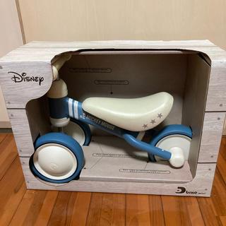 ディズニー(Disney)のD-bike mini Disney ミッキー仕様 おもちゃ(三輪車)