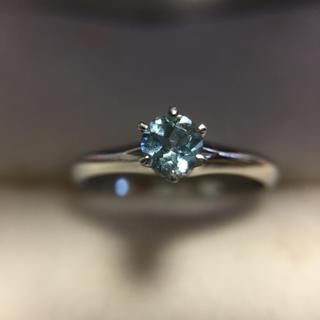プラチナ 指輪 総重量2.1g(リング(指輪))