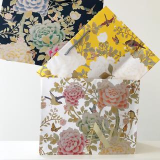 チェスティ(Chesty)のchesty 蝶 花 鳥 ショップ袋 ショッパー  紙袋 6枚 チェスティ(ショップ袋)