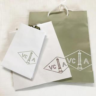 ヴァンクリーフアンドアーペル(Van Cleef & Arpels)のヴァンクリーフ&アーペル ショッパー  ショップ袋 紙袋 3枚 ヴァンクリ(ショップ袋)