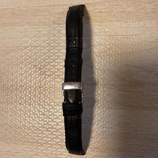 ハミルトン(Hamilton)の人気品! HAMILTON ベンチュラ 腕時計 レザー ベルト バンド ブラック(レザーベルト)