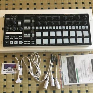 Arturia Beatstep Pro Sequencer(MIDIコントローラー)
