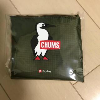 チャムス(CHUMS)のchums  チャムス   エコバッグ(ノベルティグッズ)