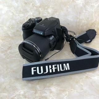 富士フイルム - ☆決算セール☆ 富士フィルム カメラ 一眼レフ レザー デジタルカメラ 黒