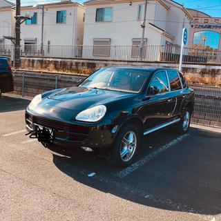 ポルシェ(Porsche)のポルシェ カイエン 車検たっぷり(車体)