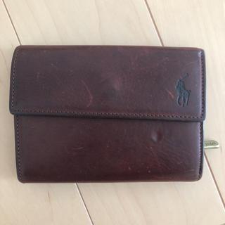 ポロラルフローレン(POLO RALPH LAUREN)のラルフローレン 折り財布(財布)