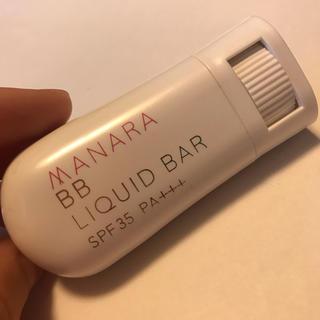 マナラ(maNara)のMANARA BBリキッドバー(明るめ)(BBクリーム)