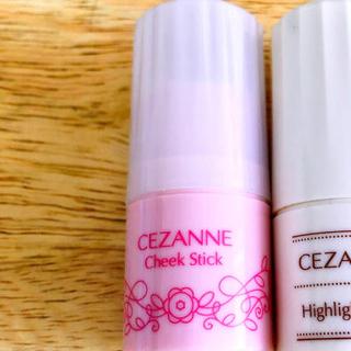 セザンヌケショウヒン(CEZANNE(セザンヌ化粧品))のセザンヌ チークスティック(チーク)